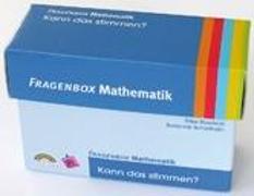 Cover-Bild zu Fragenbox Mathematik von Ruwisch, Silke