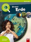 Cover-Bild zu Leselauscher Wissen: Unsere Erde (inkl. CD) von Mai, Manfred