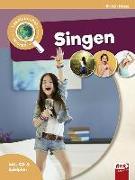 Cover-Bild zu Leselauscher Wissen: Singen (inkl. CD) von Hesse, Kirstin