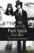 Cover-Bild zu Smith, Patti: Just Kids