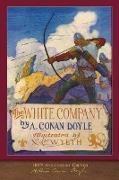 Cover-Bild zu Doyle, Arthur Conan: The White Company (100th Anniversary Edition)