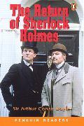 Cover-Bild zu Conan Doyle, Arthur C: The Return of Sherlock Holmes Level 3 Book