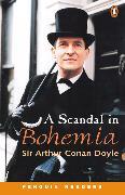 Cover-Bild zu Conan Doyle, Arthur C: A Scandal in Bohemia Level 3 Book