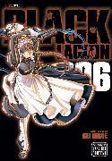 Cover-Bild zu Hiroe, Rei: Black Lagoon, Vol. 6