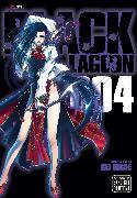 Cover-Bild zu Hiroe, Rei: Black Lagoon, Vol. 4