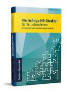 Cover-Bild zu Bruederlin, Gery: Die richtige HR-Struktur für Ihr Unternehmen