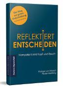 Cover-Bild zu von Nitzsch, Rüdiger: Reflektiert Entscheiden