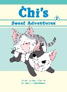Cover-Bild zu Kanata, Konami: Chi's Sweet Adventures, 2