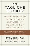 Cover-Bild zu Holiday, Ryan: Der tägliche Stoiker