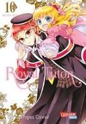 Cover-Bild zu Akai, Higasa: The Royal Tutor 10