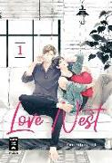 Cover-Bild zu Minaduki, Yuu: Love Nest 01