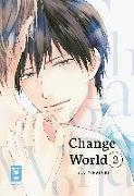 Cover-Bild zu Minaduki, Yuu: Change World 02