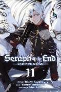 Cover-Bild zu Kagami, Takaya: Seraph of the End, Vol. 11
