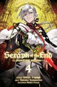 Cover-Bild zu Kagami, Takaya: Seraph of the End, Vol. 4