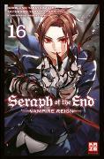 Cover-Bild zu Kagami, Takaya: Seraph of the End - Band 16