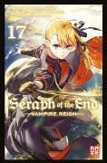 Cover-Bild zu Kagami, Takaya: Seraph of the End - Band 17