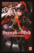 Cover-Bild zu Kagami, Takaya: Seraph of the End 08