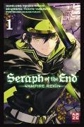 Cover-Bild zu Kagami, Takaya: Seraph of the End 01