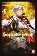 Cover-Bild zu Kagami, Takaya: Seraph of the End 04