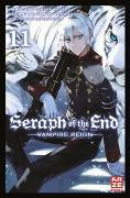 Cover-Bild zu Kagami, Takaya: Seraph of the End 11