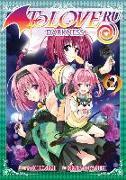 Cover-Bild zu Saki Hasemi: To Love Ru Darkness, Vol. 2