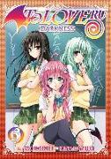 Cover-Bild zu Saki Hasemi: To Love Ru Darkness, Vol. 3