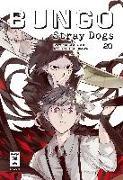 Cover-Bild zu Asagiri, Kafka: Bungo Stray Dogs 20