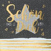 Cover-Bild zu Doppelkarte Black & Gold 776-2033
