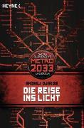 Cover-Bild zu Djakow, Andrej: Die Reise ins Licht