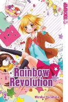 Cover-Bild zu Yuzuhara, Mizuka: Rainbow Revolution 02