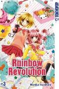 Cover-Bild zu Yuzuhara, Mizuka: Rainbow Revolution 03
