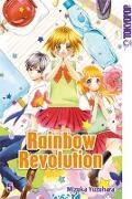 Cover-Bild zu Yuzuhara, Mizuka: Rainbow Revolution 05