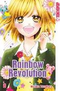 Cover-Bild zu Yuzuhara, Mizuka: Rainbow Revolution 08