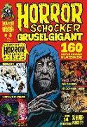 Cover-Bild zu Engel, Rainer F.: Horrorschocker Grusel Gigant 3