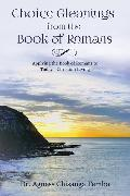 Cover-Bild zu Tembo, Dr. Agness Chisanga: Choice Gleanings from the Book of Romans