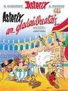 Cover-Bild zu Goscinny, Rene: Asterix an Gladaidheatair (Gaelic)