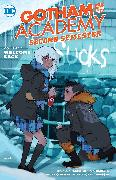 Cover-Bild zu Fletcher, Brenden: Gotham Academy: Second Semester Vol. 1: Welcome Back
