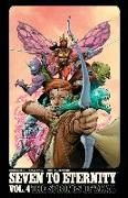 Cover-Bild zu Rick Remender: Seven to Eternity Volume 4: The Springs of Zhal