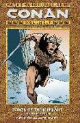 Cover-Bild zu Thomas, Roy: Chronicles of Conan Volume 1: Tower of the Elephant and Other Stories