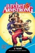 Cover-Bild zu Barry Windsor-Smith: Archer & Armstrong: The Complete Classic Omnibus