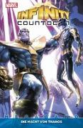 Cover-Bild zu Zub, Jim: Infinity Countdown Megaband