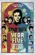 Cover-Bild zu Easton, Brandon: Star Trek: Year Five - Experienced in Loss (Book 4)