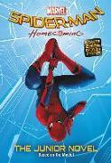 Cover-Bild zu Mccann, Jim: Spider Man: Homecoming: The Junior Novel