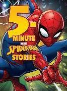 Cover-Bild zu Kaaberbol, Lene: 5-Minute Spider-Man Stories