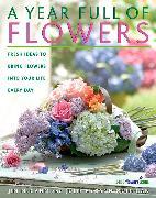 Cover-Bild zu McCann, Jim: A Year Full of Flowers