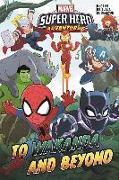 Cover-Bild zu Mccann, Jim: Marvel Super Hero Adventures: To Wakanda and Beyond