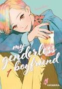 Cover-Bild zu Tamekou: My Genderless Boyfriend 1