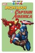Cover-Bild zu Van Lente, Fred: Mein erster Comic: Iron Man und Captain America