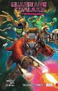 Cover-Bild zu Van Lente, Fred: Guardians Of The Galaxy: Telltale Games