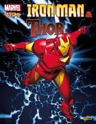 Cover-Bild zu Tobin, Paul: Marvel Kids: Iron Man & Thor